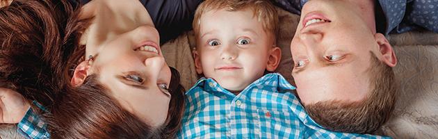 Отзывы родителей о кохлеарной имплантации — Анна Чехова и её сын Гордей