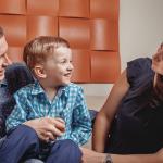 Дети после кохлеарной имплантации — фото семьи Гордея