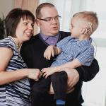 Дети после кохлеарной имплантации — фото семьи Матвея