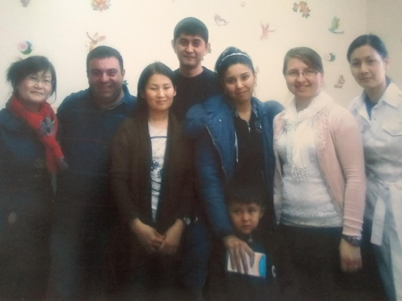 команда специалистов по кохлеарной имплантации
